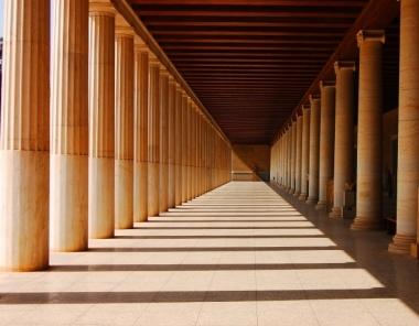 Στοά του Αττάλου στην Αθήνα
