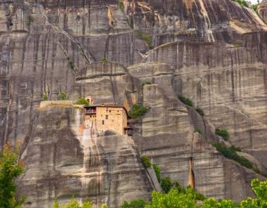 Μονή Αγίου Νικολάου Αναπαυσά στα Τρίκαλα