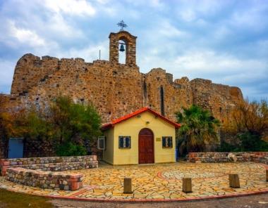 Κάστρο Ρίου στην Αχαΐα