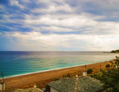 Παραλία Χορευτό στη Μαγνησία