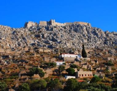 Κάστρο των Ιπποτών στη Χάλκη