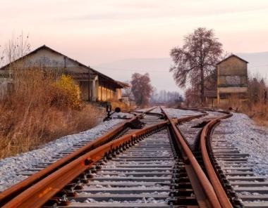 Μετάβαση στην Φλώρινα με τρένο