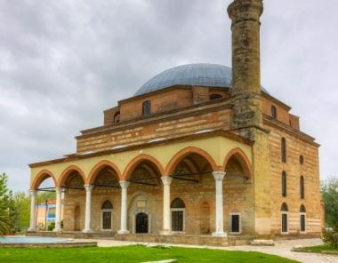 Κουρσούμ Τζαμί στα Τρίκλα
