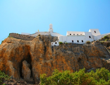 Κάστρο των Ιπποτών στο Μανδράκι, στη Νίσυρο