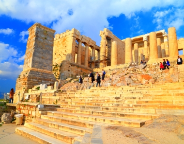 Προπύλαια στην Αθήνα